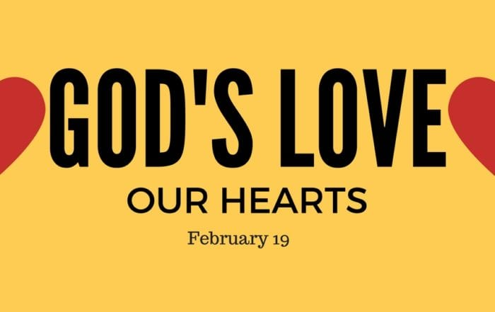 Gods Love Our Hearts