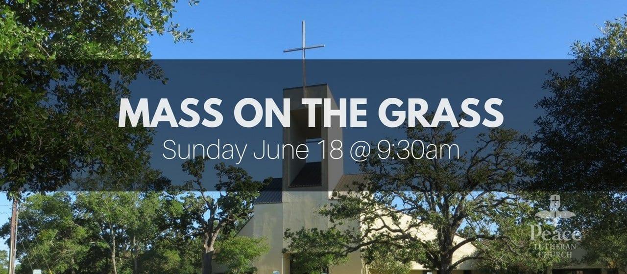 Mass-on-the-Grass