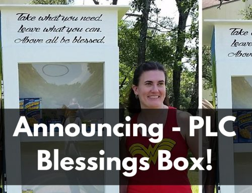 Announcing – PLC Blessings Box!