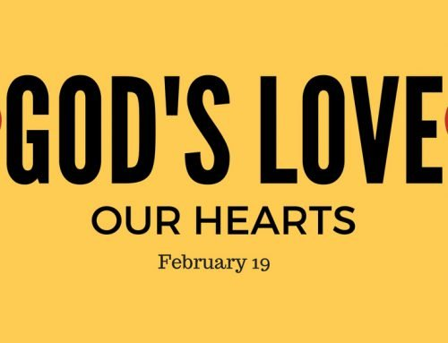 God's Work – Our Hearts