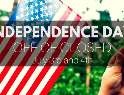 Office Closed Independence Day