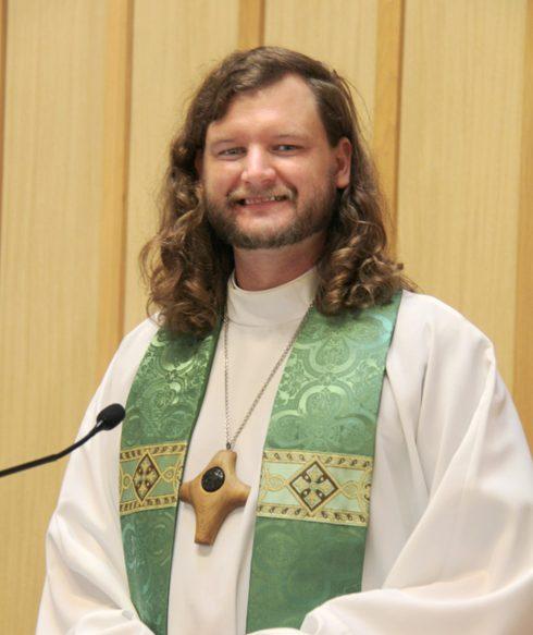Pastor Travis Meier