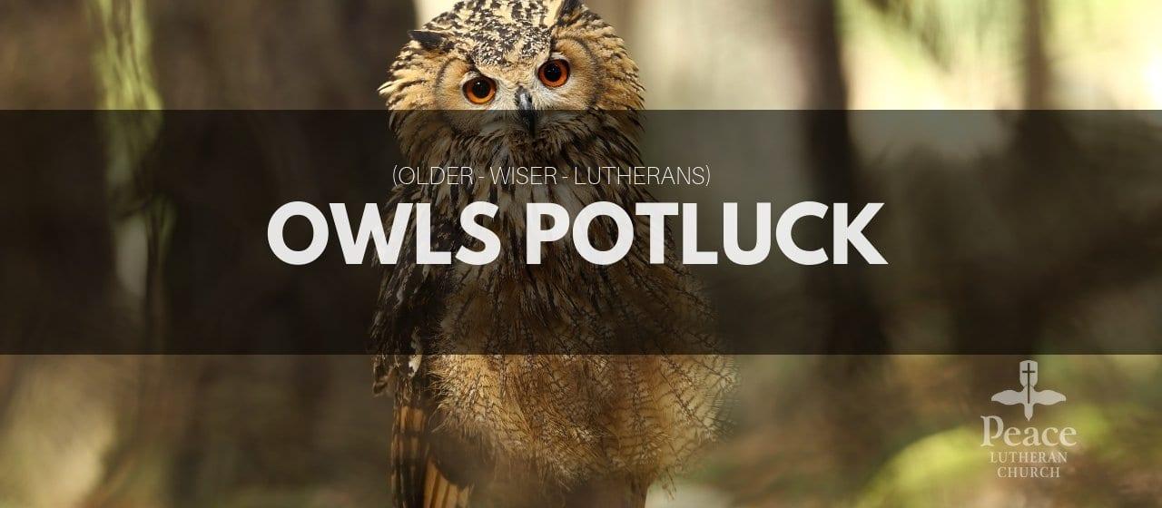 OWLS Potluck