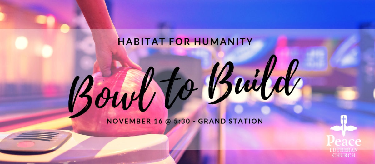 Habitat for Humanity Bowl to Build