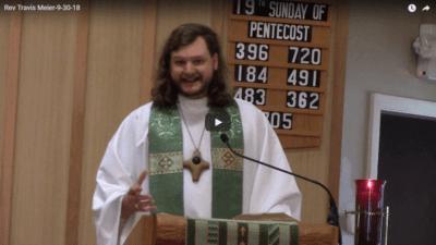 Sermon - September 30