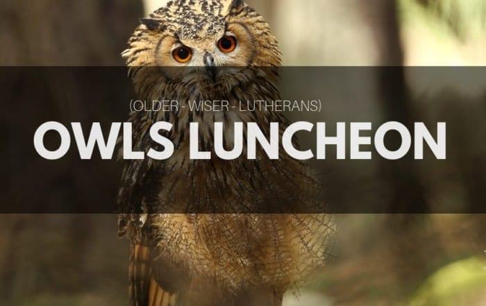 OWLS Luncheon