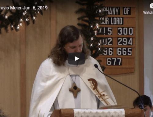 Sermon – January 6