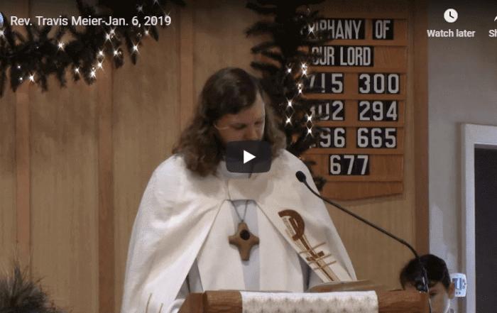 Sermon January 6