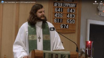 Sermon - January 27