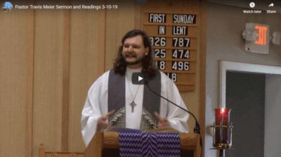 Sermon March 10