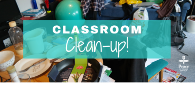 If you stored anything in Classroom C-1, please remove it by 6/01/19!