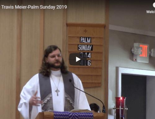 Sermon – April 14