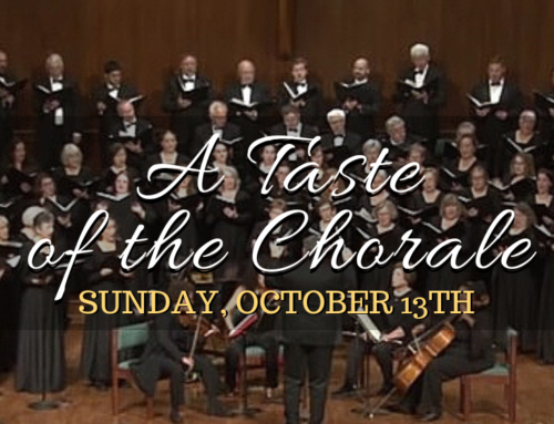 A Taste of the Chorale 2019
