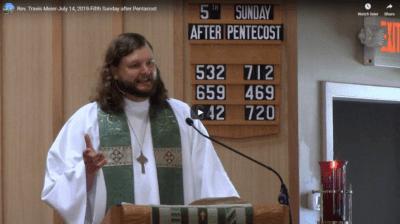 Sermon July 14