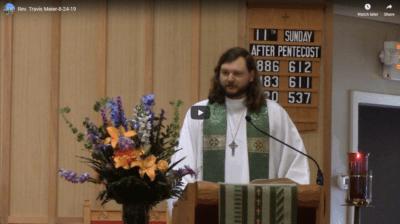 Sermon - August 24