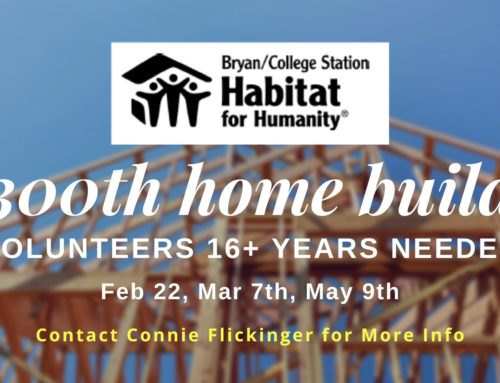 Habitat for Humanity 300th Home Build