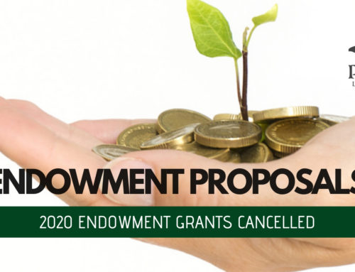 Endowment Committee Grant Proposals 2020 – Important Update
