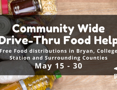Community Wide Drive-Thru Super Food Distribution