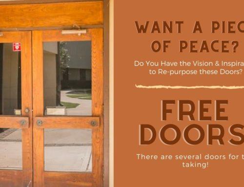 The Doors of Peace Lutheran Church