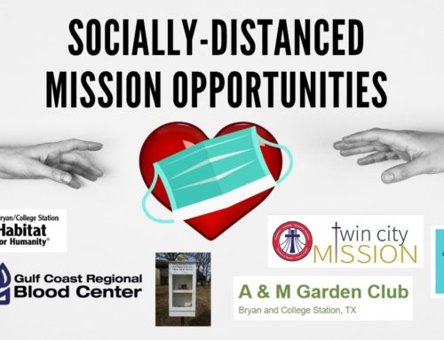 Mission Moments – 4th Quarter 2020