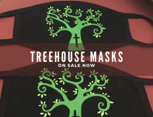Treehouse Masks Available