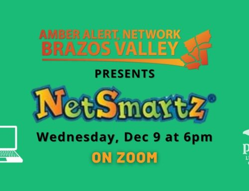 Amber Alert Network Brazos Valley Presents NetSmartz