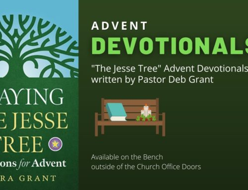 Advent Devotionals for 2020 Are Available