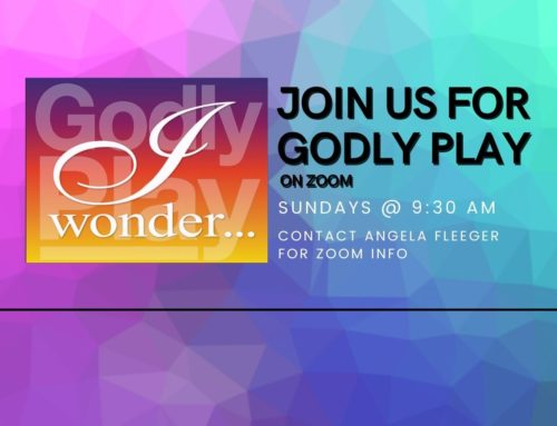 Godly Play Youth Sunday School