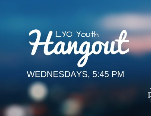 LYO Hangouts – Spring Session 2021