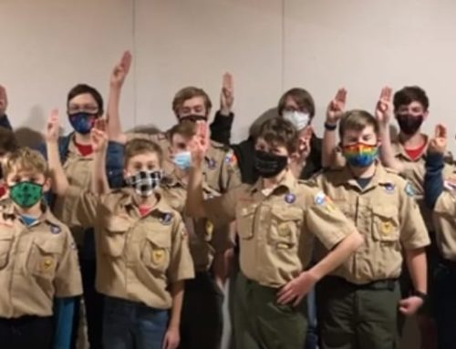 Thanks From BS Troop 1861!
